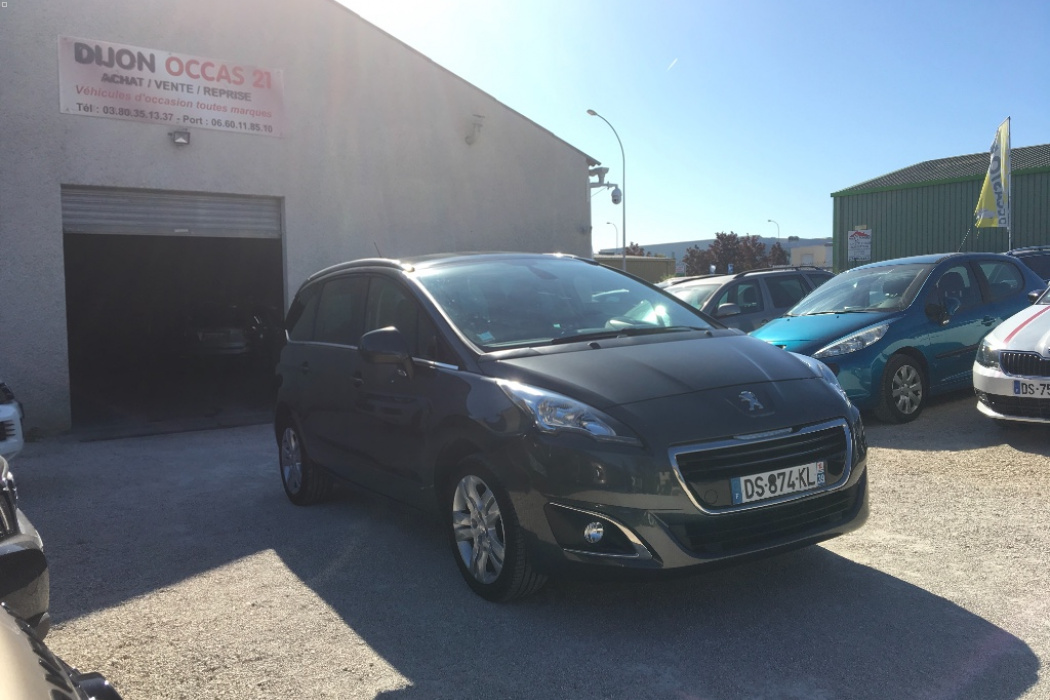 peugeot 5008 1 6 bluehdi 120ch 7 places allure